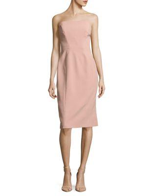 Strapless Harlow Sheath Dress by Jill Jill Stuart