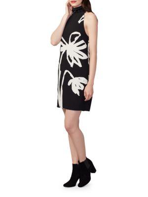 Tonal Sleeveless Dress by RACHEL Rachel Roy