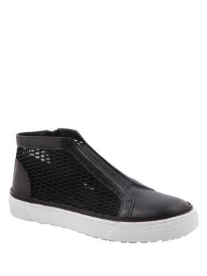 McKay Side-Zip Sneakers by Delman