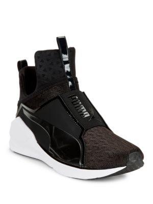 Fierce Mesh Hi-Top Sneakers by PUMA