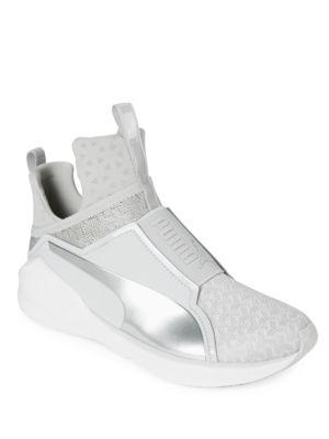 Fierce Mesh Slip-On Sneakers by PUMA