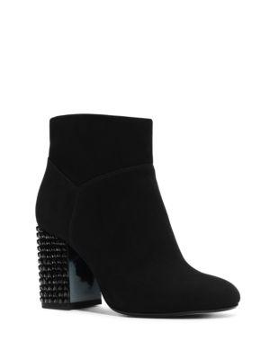 Arabella Velvet Ankle Boot by MICHAEL MICHAEL KORS
