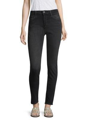 Farrah High-Rise Skinny Jeans 500048623060
