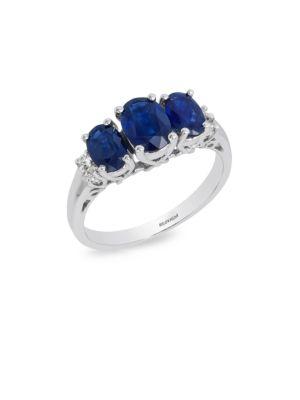 Diamonds, Natural Sapphire...