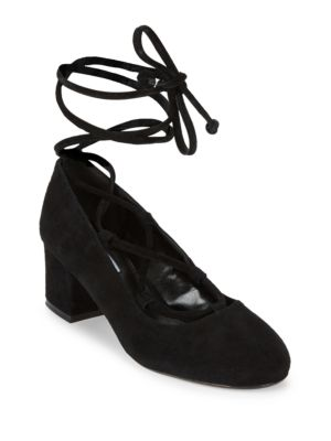 Albie Ghillie Court Shoes by Dune London