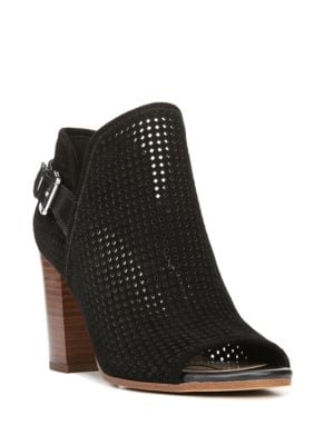 Easton Perforated Ankle Boots by Sam Edelman