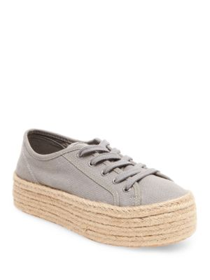 Hampton Lace-Up Sneakers by Steve Madden