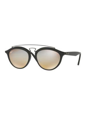 Image of 19MM Double Bridge Gatsby Sunglasses