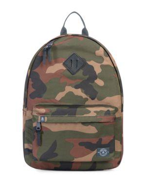 Meadow Zipped Backpack...