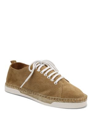 Shawn Lace-Up Low-Top Sneakers by Andre Assous