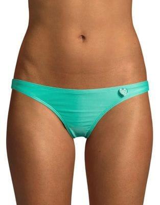 Smoothies Solid Bikini Bottom by Body Glove