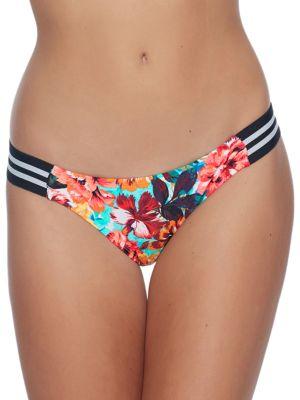 Wonderland Printed Bikini Bottom by Body Glove