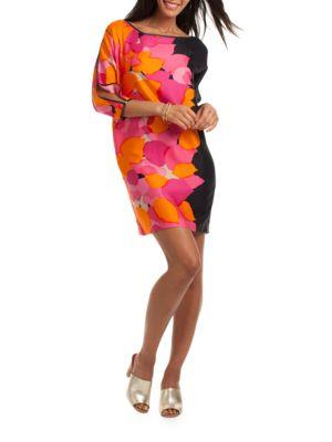 Rhemy Printed Shift Dress by Trina Turk