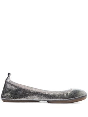 Samara 2.0 Leather Flats by Yosi Samra