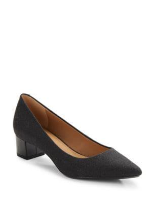 Genoveva Point Toe Heels by Calvin Klein