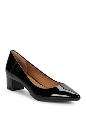 Genoveva Patent Heels by Calvin Klein