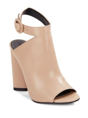 Gigi Leather Heels by KENDALL + KYLIE