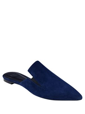 Shiloh Loafer Mules @...