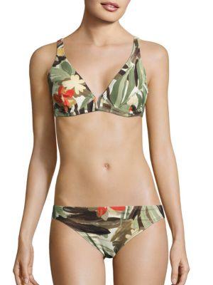 Mah Astra Bikini Top by COCO REEF WHITE
