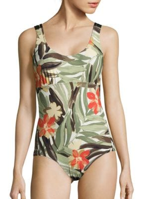 Sun Daze One-Piece Swimsuit by COCO REEF WHITE