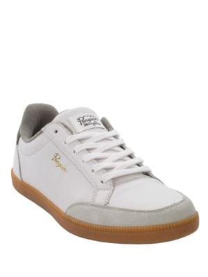 Braylon Leather Sneakers...