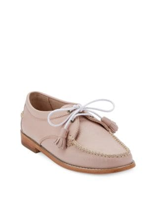 Winnie Leather Oxfords...