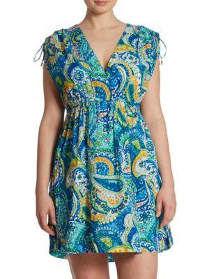 Farrah Paisley Dress by Lauren Ralph Lauren