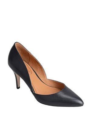Charity Leather Pumps by Corso Como