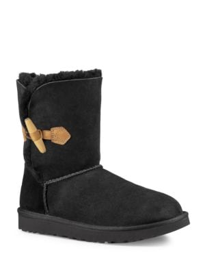 Keely Sheepskin Toggle Boots by UGG