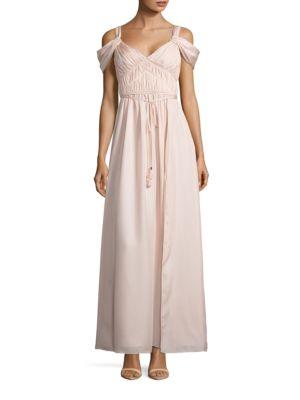 Colleen Silk Gown by Rachel Zoe