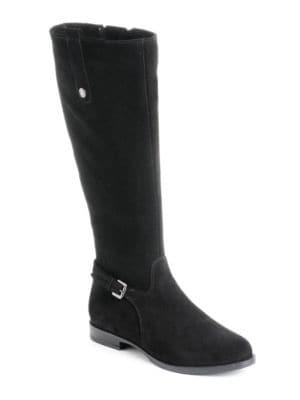 Lori Waterproof Suede Boots by La Canadienne