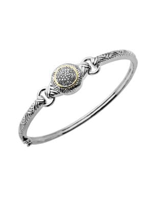 Sterling Silver with...