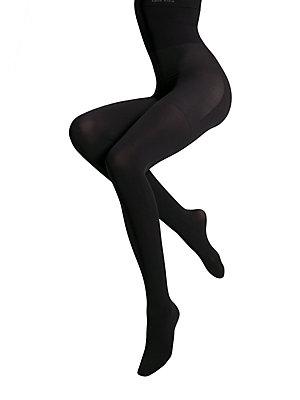 cf7f6efba0e96c Calvin Klein - Ultrafit High Waist Semi Opaque Tights - lordandtaylor.com