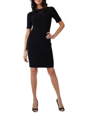 Bandage Stretch Dress by Adrianna Papell