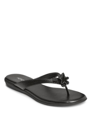 Branchlet Thong Sandals by Aerosoles