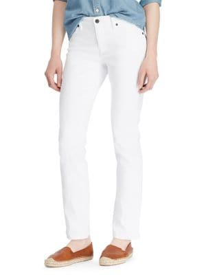 Slimming Classic Straight Jeans 500072232184