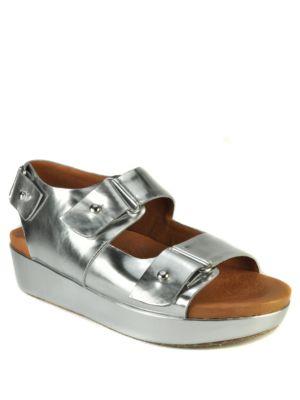 Jahzara Platform Sandals by Gentle Souls