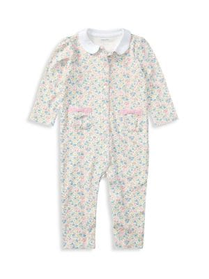 Floral Coverall @...