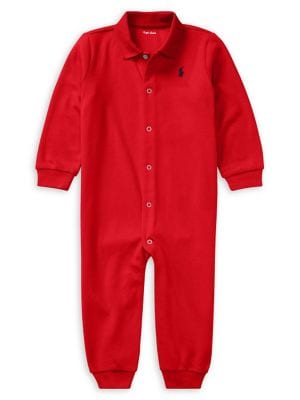 Solid Coverall @...