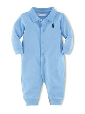 Baby Boy's Classic Coveralls...