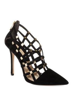 Agnes Caged Heels by Michael Kors Collection
