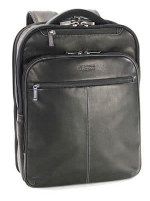 Columbia Leather Backpack...