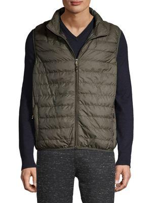 Packable Puffer Vest...