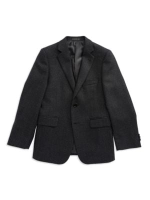 Boy's Wool Sport Coat...