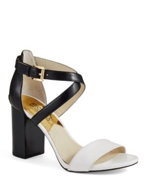 Nadja Cross Strap Sandals by MICHAEL MICHAEL KORS