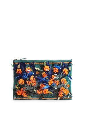 Embellished Clutch @...