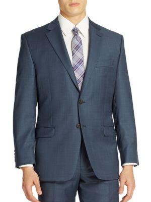 Wool Suit Coat @...