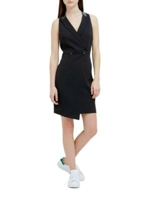 Sleeveless Wrap Dress by 4.collective