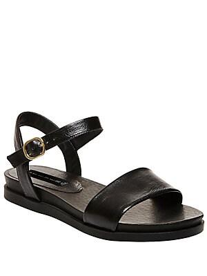a25bd457feb Steven by Steve Madden - Karli Leather Open-Toe Sandals - lordandtaylor.com