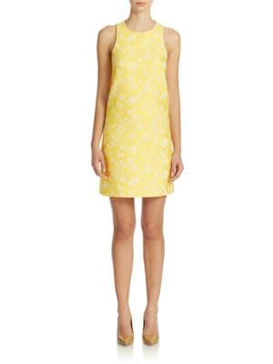 Ravena Jacquard Shift by 4.collective